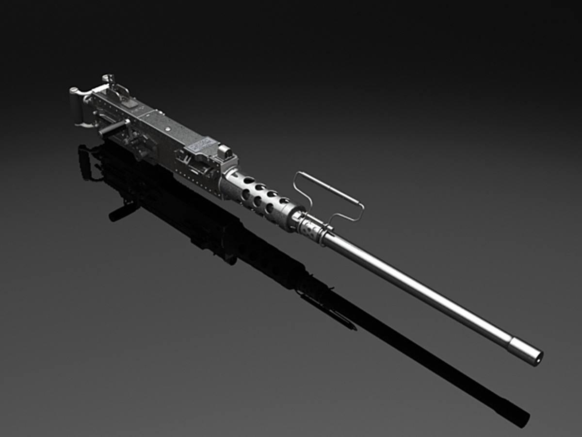 M2 Gun